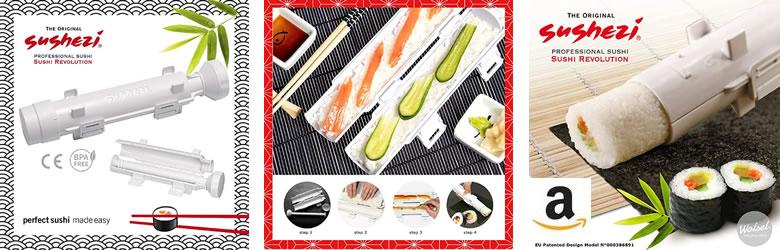 máquina sushi Sushezi