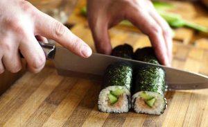 Cómo hacer Maki Sushi.